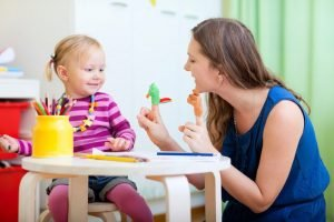 Child therapy counselling